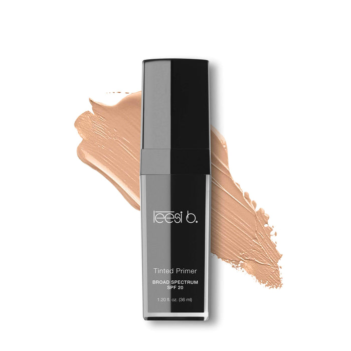 Face Primer Medium 02 Tinted Primer Broad Spectrum SPF 20 Leesi B.