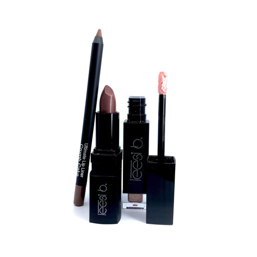 Kit DAZZLE Holiday Lip Kit Leesi B.
