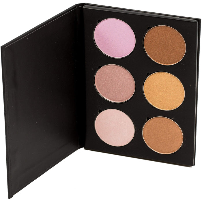 Palettes & Sets Spring Break Strobe & Glow Palette Kit Leesi B.