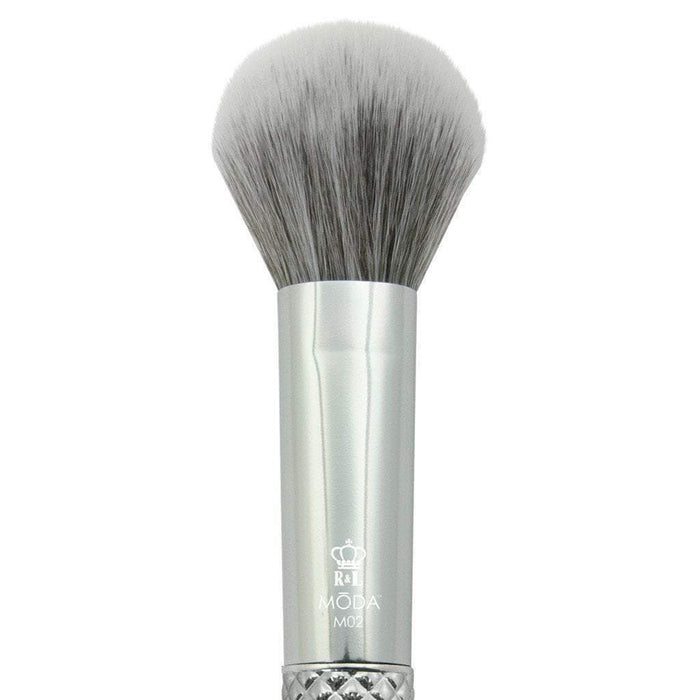 Cheek Brush Moda Metallics Multi-Purpose Powder Brush M02 Royal Brush