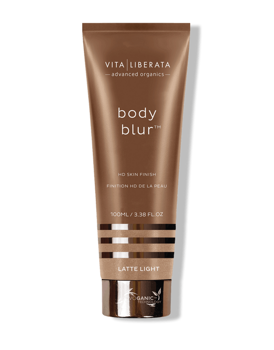 Bronzer Latte Light Vita Liberata Body Blur HD Skin Finish Vita Liberata