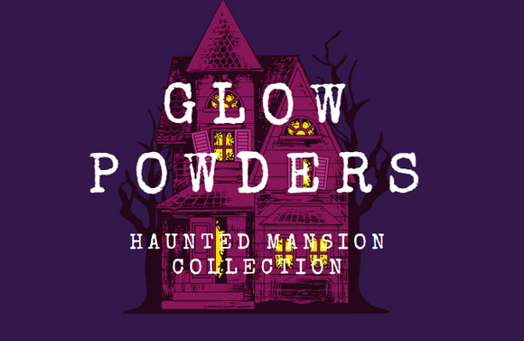 GLOW POWDERS - Haunted Mansion Collection