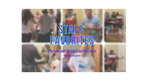 STAFF FAVORITES - COMING SOON