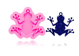 Frog silicone mold