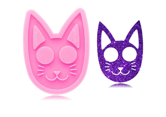 Toy Defense Cat Silicone Mold