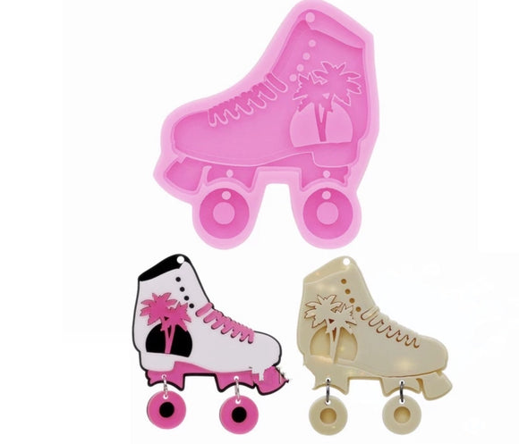Roller Skate Silicone Mold - Sale