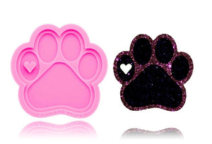 Paw Silicone Mold #2