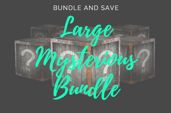 LARGE Mysterious Pack - Bundle