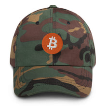Load image into Gallery viewer, Bitcoin Symbol Cap