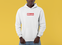 Load image into Gallery viewer, Bitcoin Box Logo Hoodie