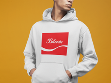 Load image into Gallery viewer, Bitcoin x Coca Cola Hoodie