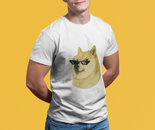 Load image into Gallery viewer, Dogecoin Thug-Life Tee