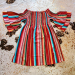 Serape Dress