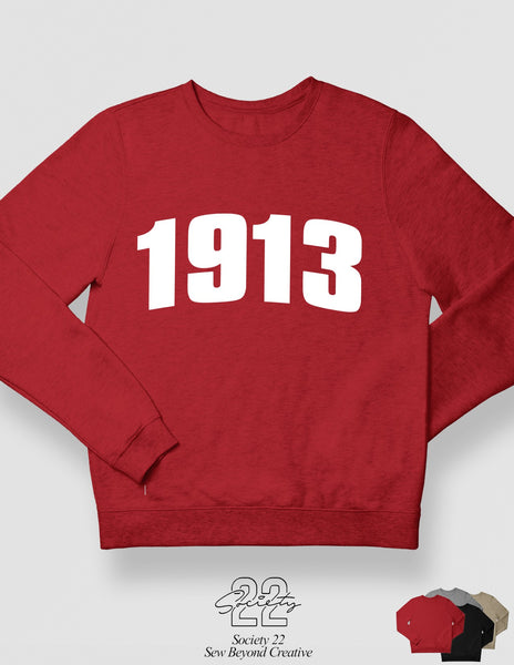 Arched 1913 Sweatshirt