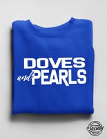 Doves and Pearls Sweatshirt