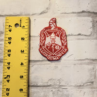 Small Crest patch