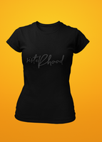 SisteRHOod Black Tee