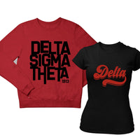 DST Stacked Retro Bundle (Red/Black and Black/Red)