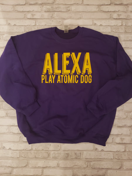 Alexa Atomic Dog Sweatshirt
