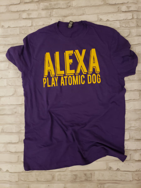 Alexa Atomic Dog Tee