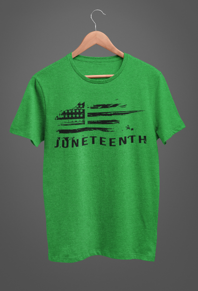Juneteenth Flag Green