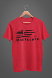 Juneteenth Flag Red