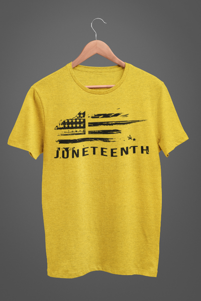 Juneteenth Flag Yellow