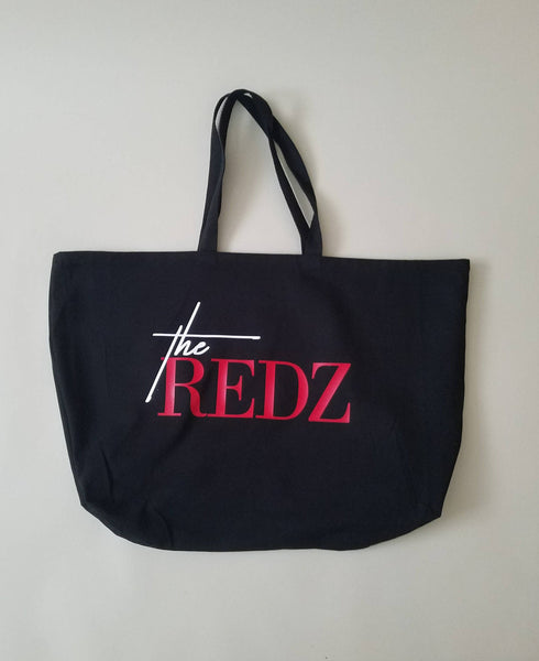 The Redz Oversized Tote Bag