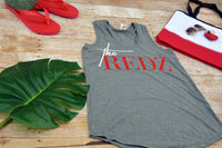 The Redz Racerback Tank