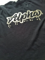 Alpha Grafitti Tshirt