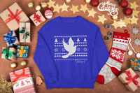 Dove Christmas Sweatshirt