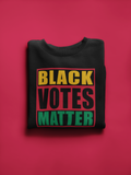 Black Votes Matter Sweatshirt