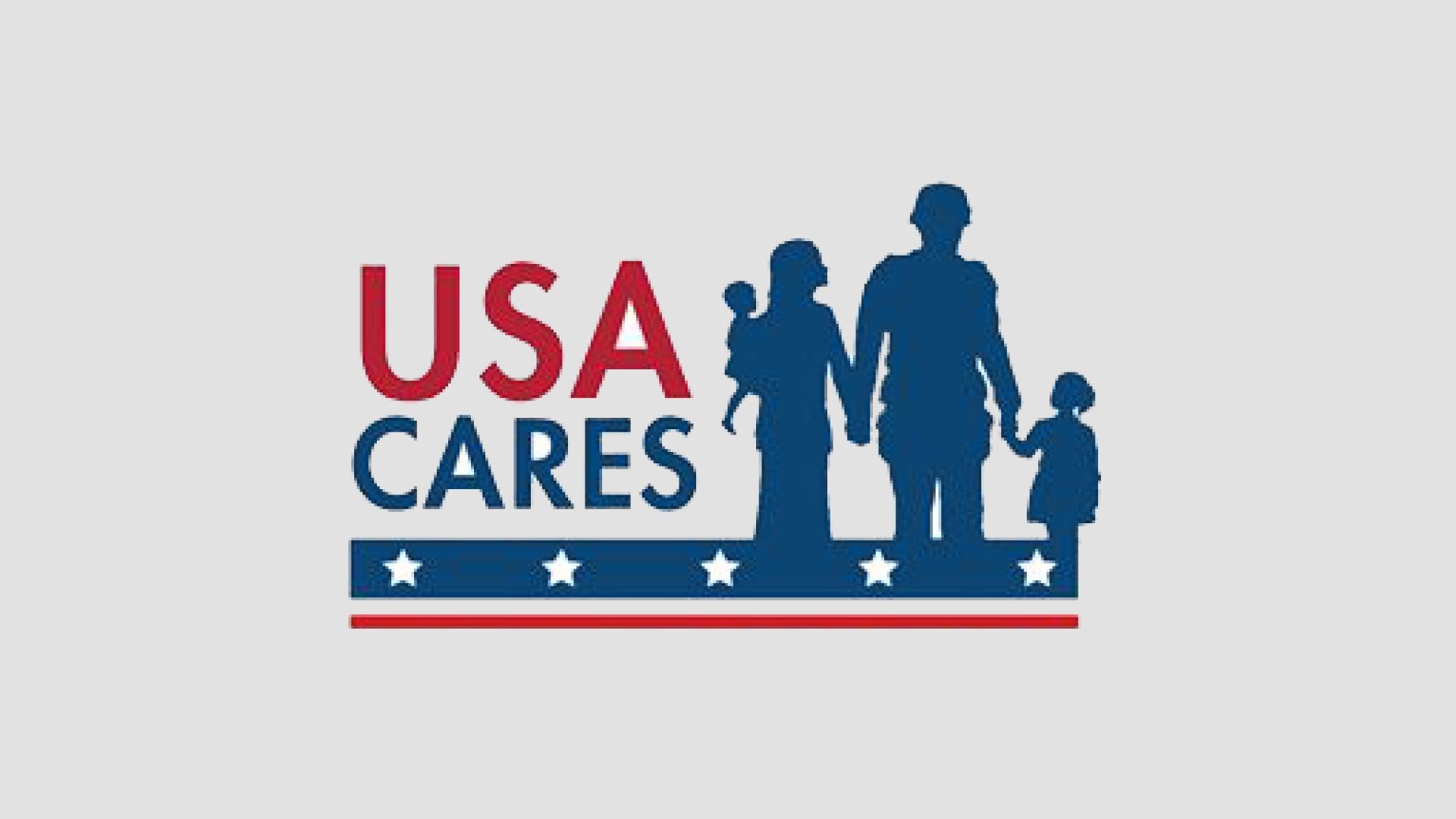 usa cares logo