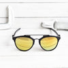 PRIVATE SUNGLASS YELLOW MIRROR