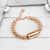 SF Bracelet / Rose Gold