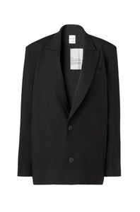 05-5 Tailored Organic Wool Jacket