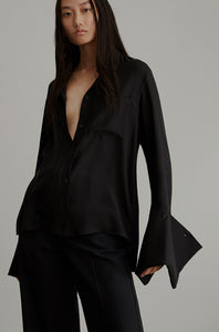 12-5 Organic Signature Silk Shirt