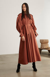 20-5 Organic Pleated Dress