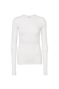 02-4 Long Sleeve Organic Jersey Top