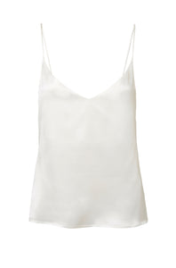 04-4 Organic Camisole Silk Top