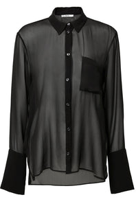 06-4 Signature Organic Silk Shirt