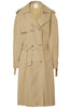25-4 Waterproof Organic Trench Coat