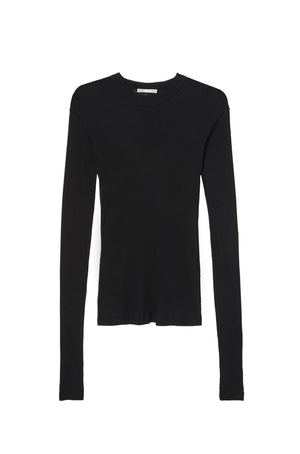 47-5 Long Sleeve Organic Jersey Top
