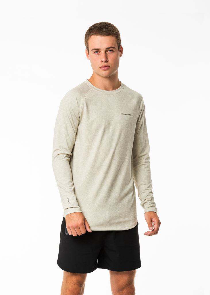 De Lux Long Sleeve Top