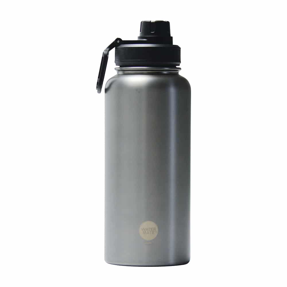 Watermate Drink bottle 950ml - Stainless steel