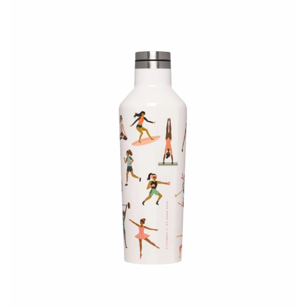 Corkcicle Drink Bottle - Sports Girl 16oz (470ml)