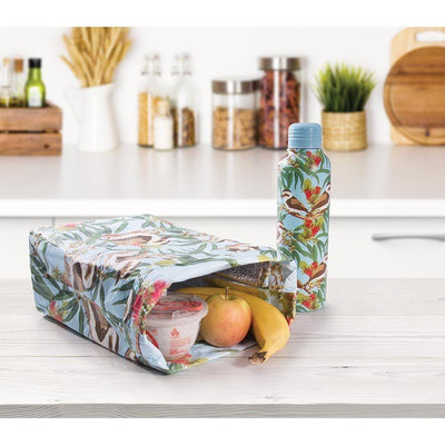 Australian Collection Paper Lunch Bag - Cockatoos