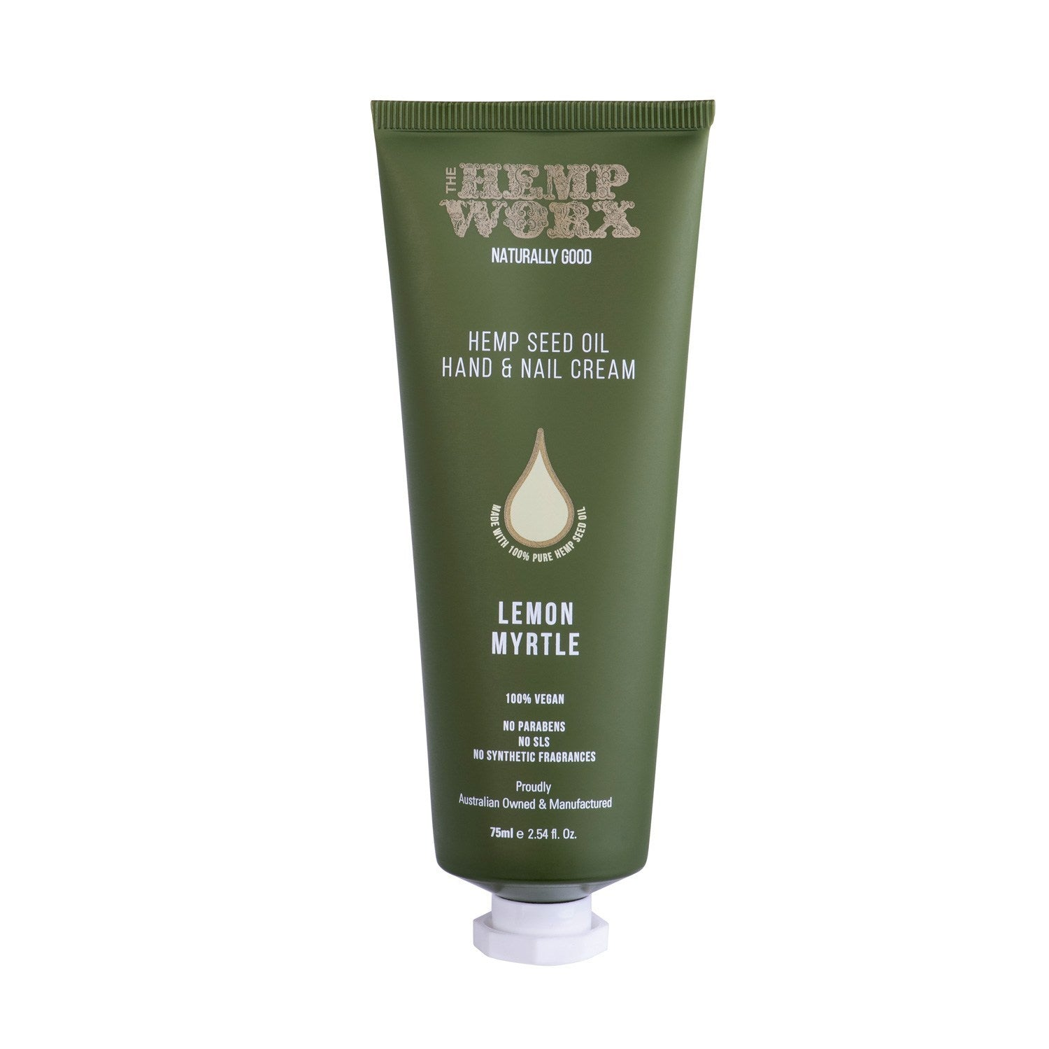 Hemp Worx - Handcream (Lemon Myrtle)