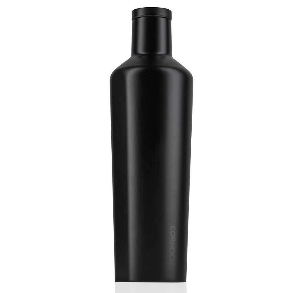 Corkcicle Drink Bottle - Dipped Black 25oz (740ml)