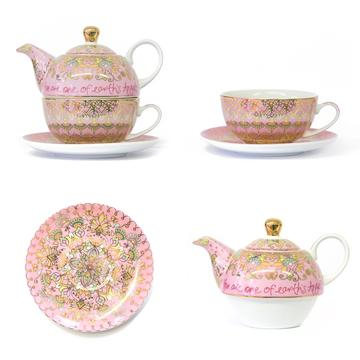 Intrinsic Tea for one Teapot - Beautiful Angel